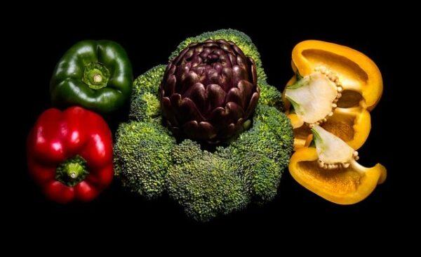 Aliments bio à 100%