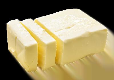 Beurre bio salé de vache nourries à l'herbe