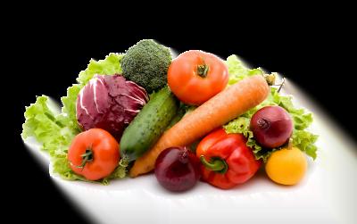 Légumes congelés biologiques