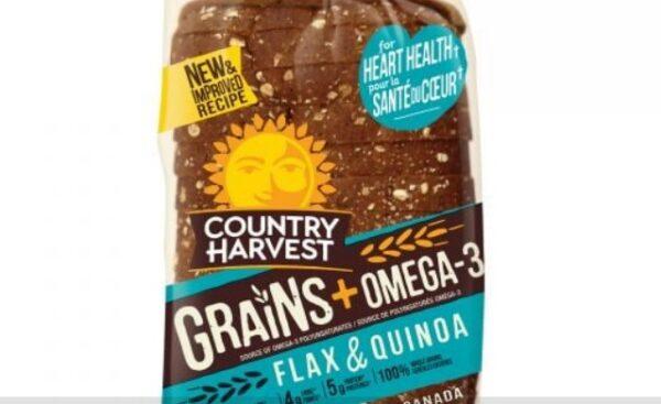Pain saveur Lin et Quinoa